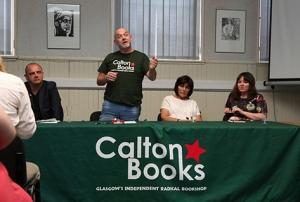 Robert Rae from Calton Books