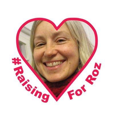 Raising for Roz logo
